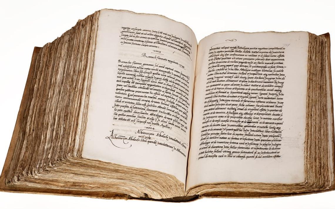 Libro de Los Epítomes foi encontrado em biblioteca em Copenhague