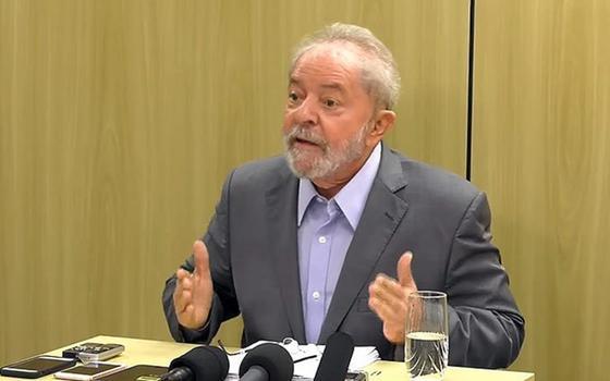 4 pontos da primeira entrevista de Lula da prisão