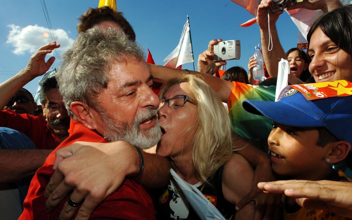 Lula apoiadores