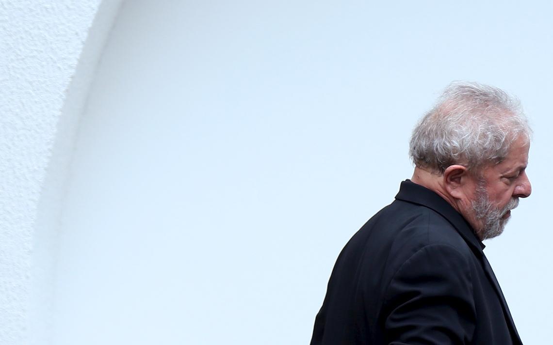 Lula após encontro com senadores em Brasília