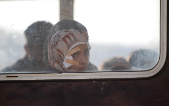 Civis morrem de fome na Síria. Há leis para punir os responsáveis