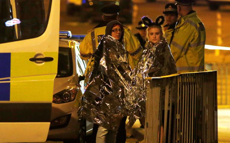Ataque aconteceu no fim de show da artista Ariana Grande