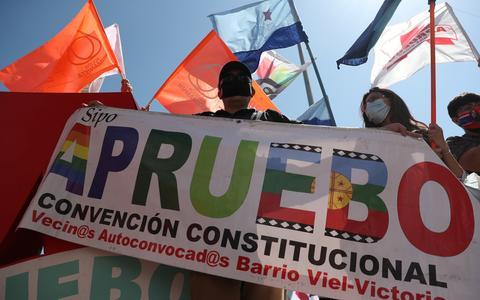 Frente democrática: a opção constituinte do Chile