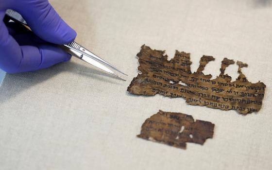 Os Manuscritos do Mar Morto analisados por inteligência artificial
