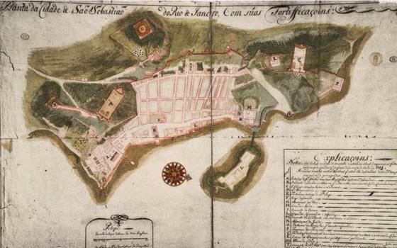 Qual o perfil de ex-escravos lavradores no Rio do século 18
