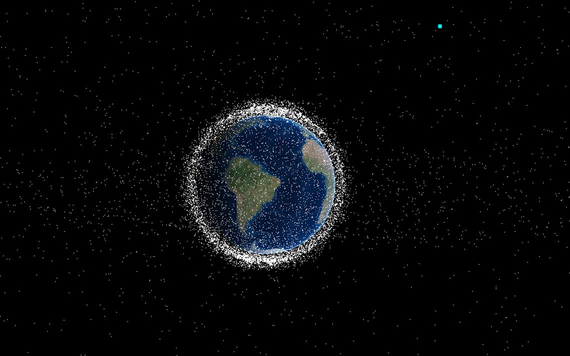 Serviço permite navegar entre milhares de satélites