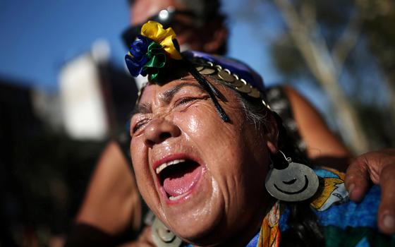 Como ataques a mapuches aumentam a tensão na política chilena