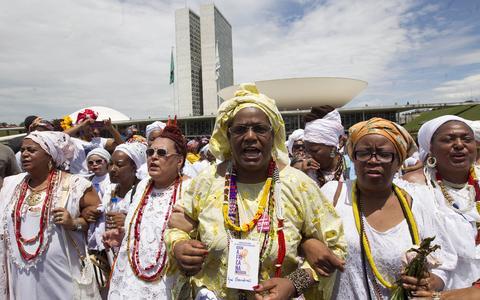 A caminhada do movimento negro no Brasil