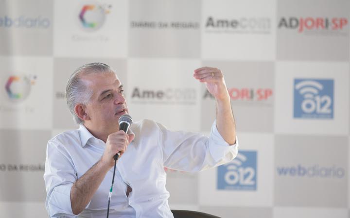 Em São Paulo, o PSB, de Márcio França, apoia o pré-candidato do PSDB à Presidência Geraldo Alckmin