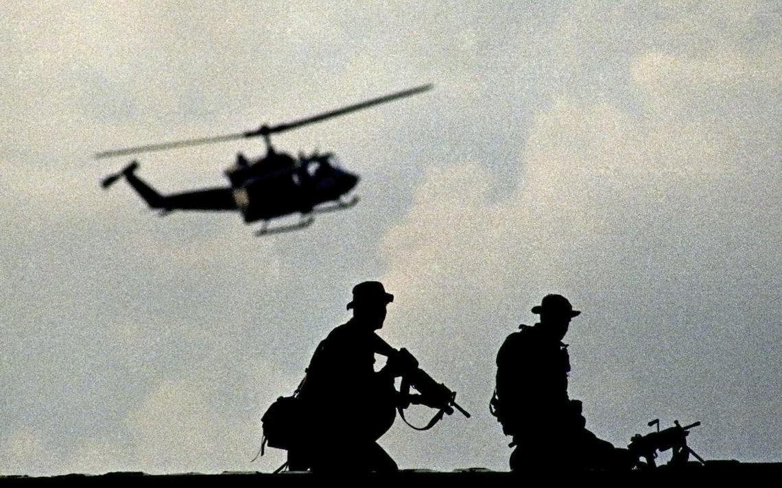 Marines em Mogadício