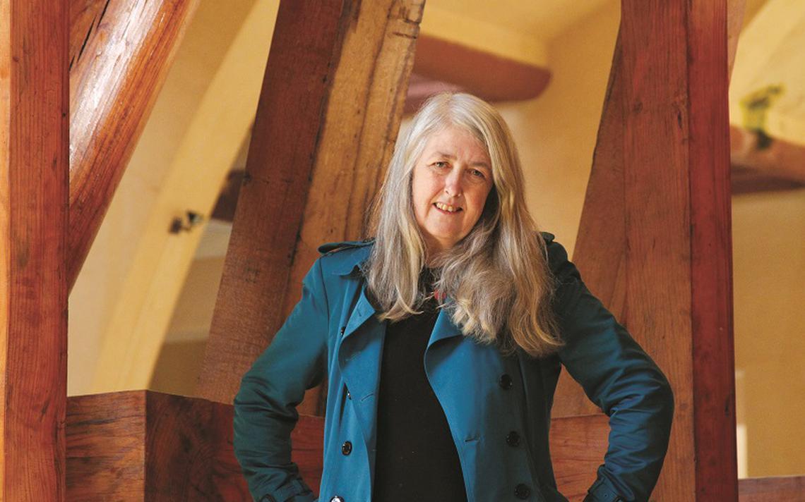 A historiadora Mary Beard