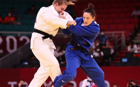 Mayra Aguiar leva bronze no judô e soma sua 3ª medalha olímpica