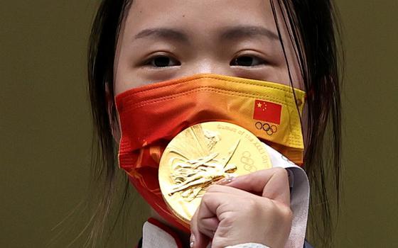 As primeiras medalhas em Tóquio. E o Brasil fora dos pódios