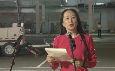 Executiva da Huawei faz acordo com EUA e retorna à China