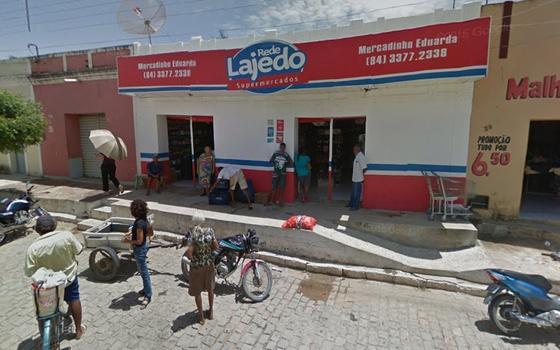 Comerciante espanca quilombola no Rio Grande do Norte