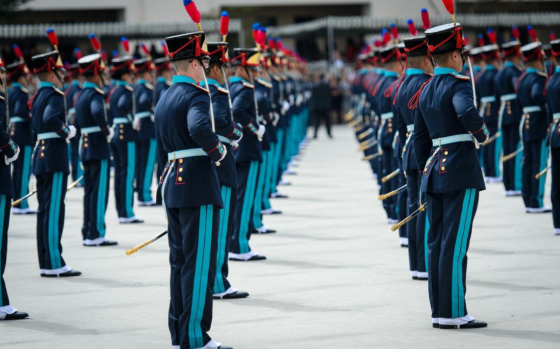Formatura da Academia Militar das Agulhas Negras