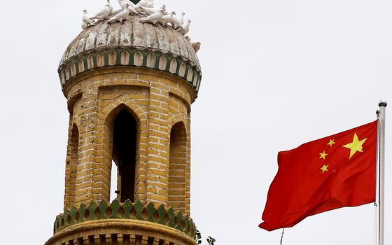 Como a China apaga do mapa sítios sagrados muçulmanos