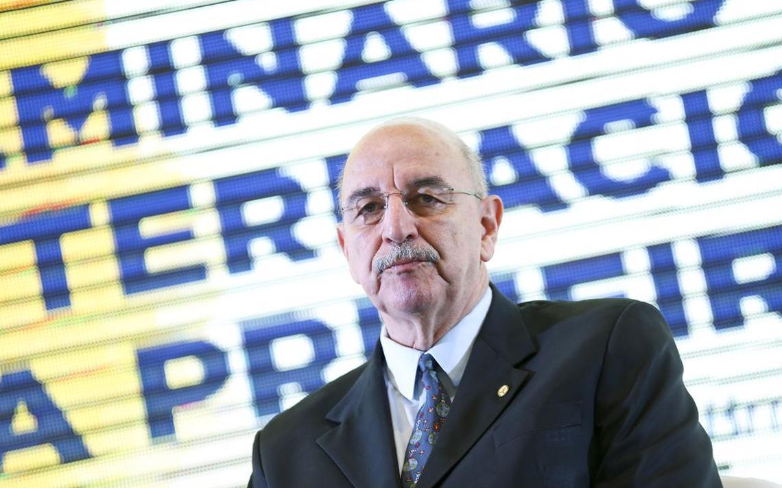Ministro Osmar Terra diz não ver 'validade científica' na pesquisa