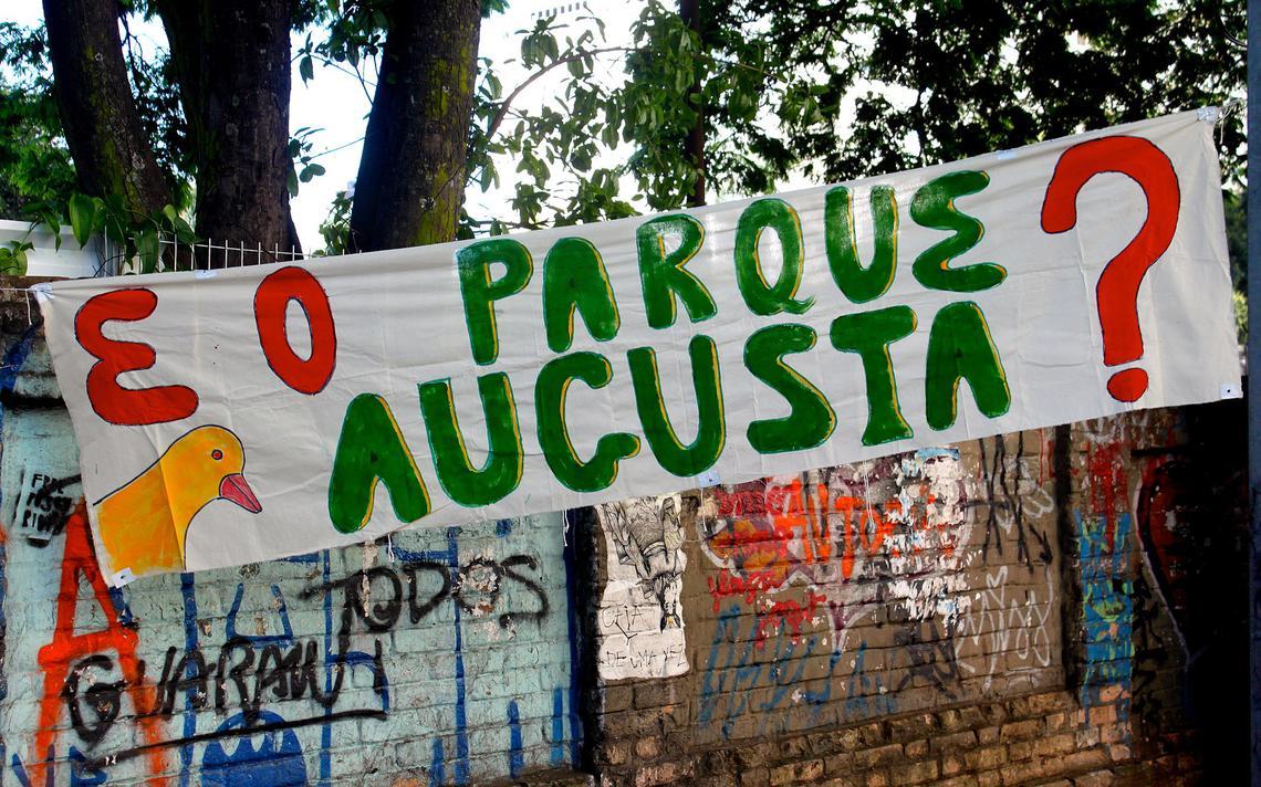 Moradores e ativistas reivindicam abertura do parque desde 2013