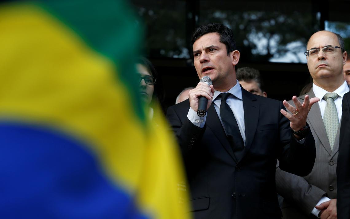 Sergio Moro em Curitiba