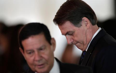 'Mourão é leal a Bolsonaro, mas essa fidelidade tem limite'