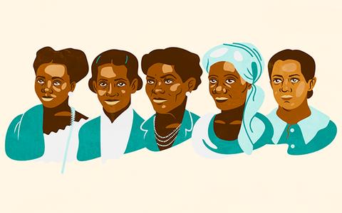 Mulheres negras que marcaram a história do Brasil