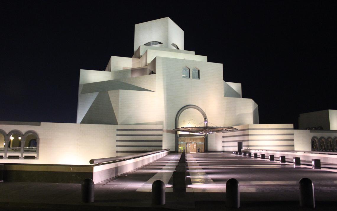 Museu de Arte Islâmica, em Doha, no Qatar