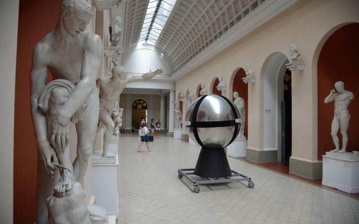 Museu Nacional de Belas Artes, que será um dos geridos pela Abram, no Rio de Janeiro, em 2017