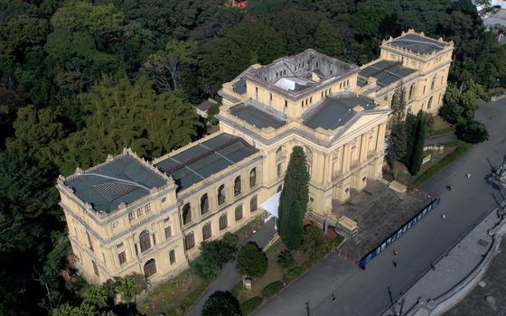 O papel do Museu do Ipiranga na disputa das secretarias de Cultura