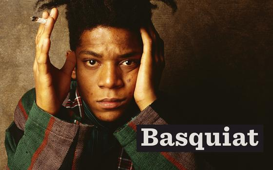 Jean-Michel Basquiat: o artista negro