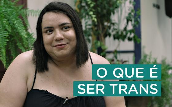 O que é ser trans: entrevista com Helena Vieira