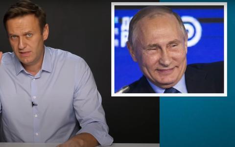 Um adversário que empareda Putin até da cadeia