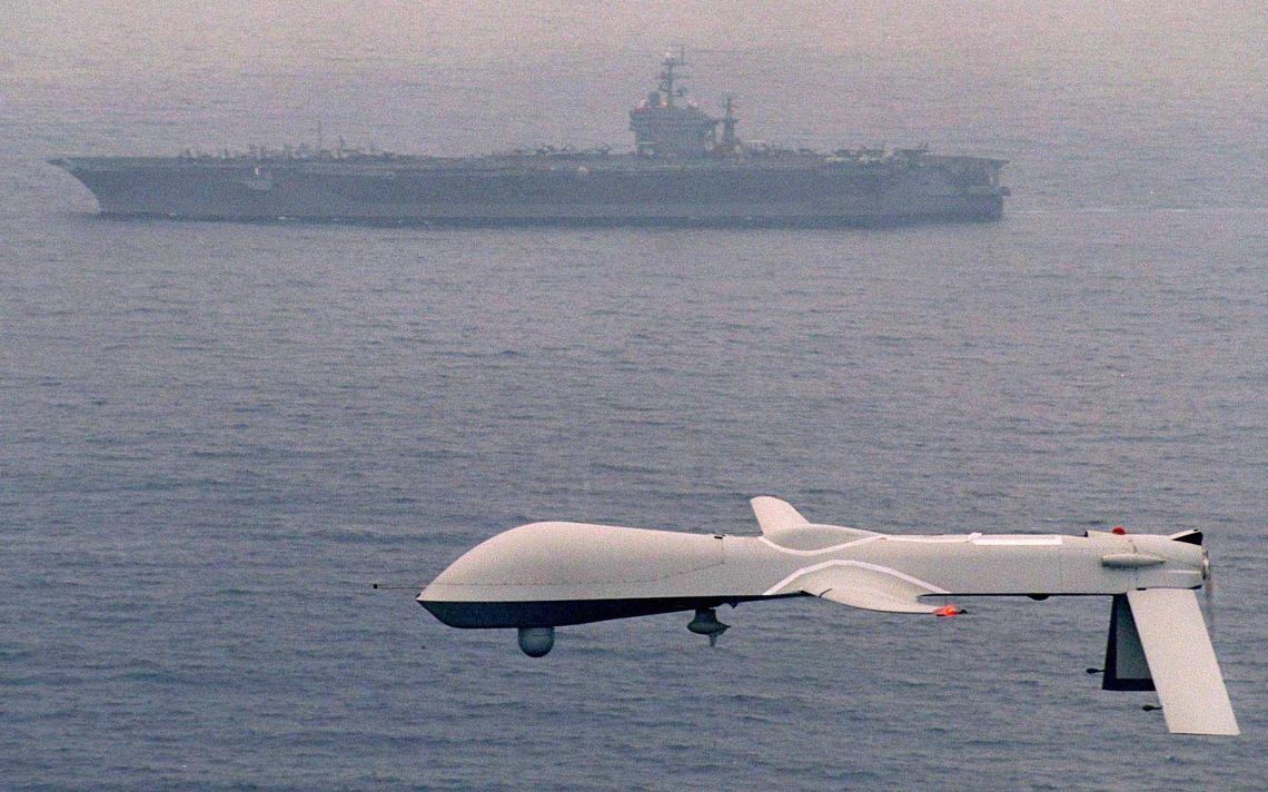 Drone americano