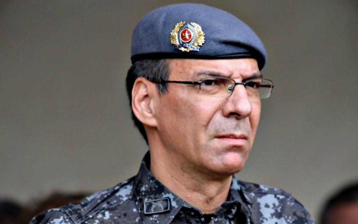 O futuro secretário de Administração Penitenciária, coronel Nivaldo César Restivo