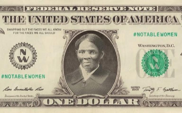 Harriet Tubman foi escolhida em votação online para ser o rosto da nova nota de US$ 20