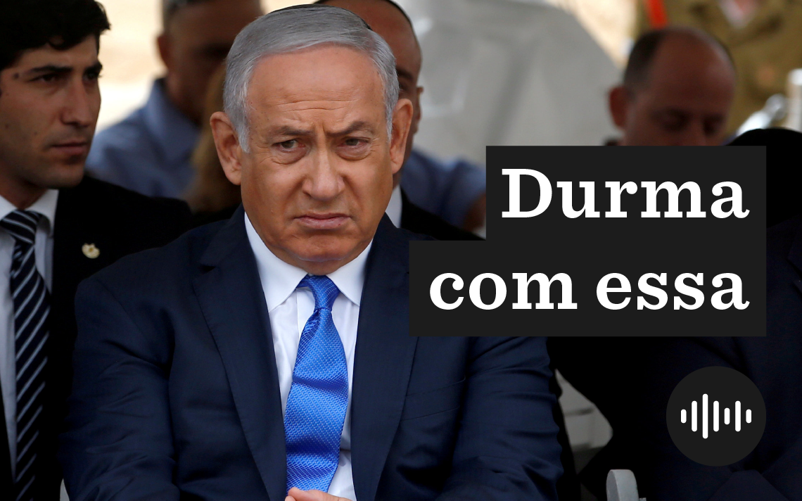 O premiê israelense Benjamin Netanyahu