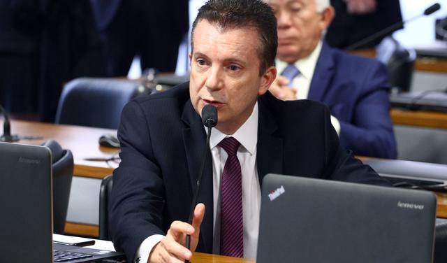 Celso Russomanno faz pronunciamento durante comissão na Câmara dos Deputados