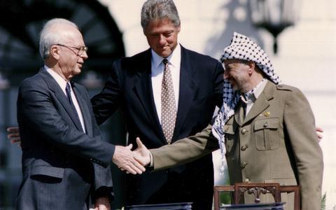 O respeito aos Acordos de Oslo é a garantia da paz?