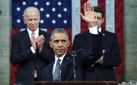 O mapa-múndi no discurso anual de Barack Obama