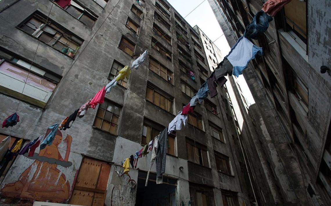 Há cerca de 70 ocupações em edifícios ociosos no centro da capital paulista