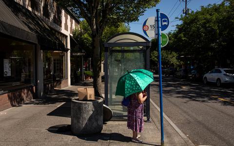 Os prejuízos da onda de calor às cidades norte-americanas