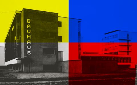Movimento Bauhaus - 100 anos da escola e a construção do século 20