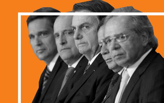 Os dilemas do outsider da direita brasileira na Presidência