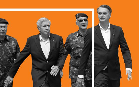 Os generais e o capitão Bolsonaro: para onde vamos?