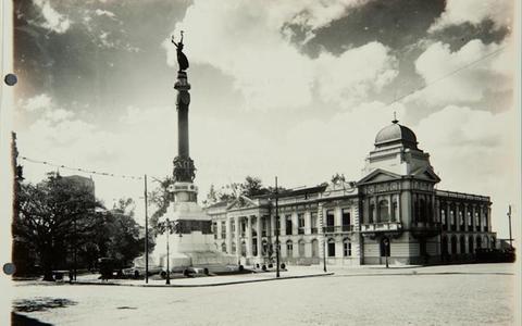 Como o caráter sagrado influenciou na preservação da memória do Pátio do Colégio em São Paulo