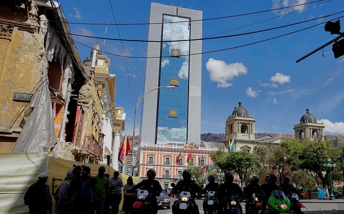 Palácio Bolívia