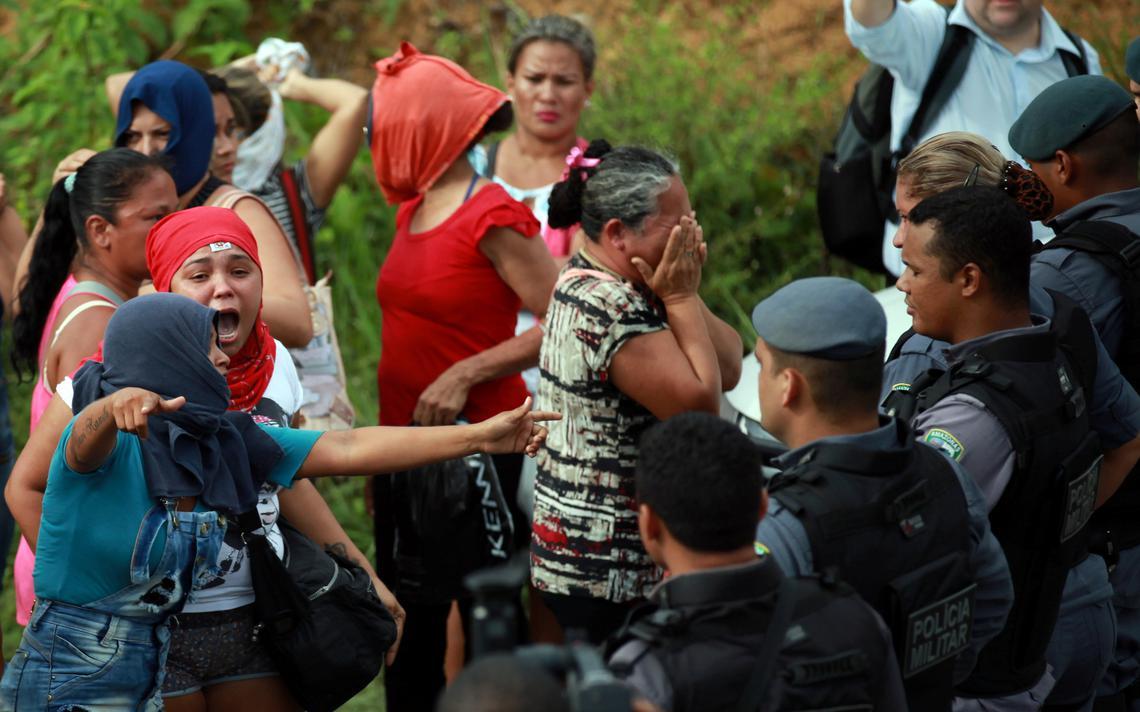 Massacre em presídio de Manaus