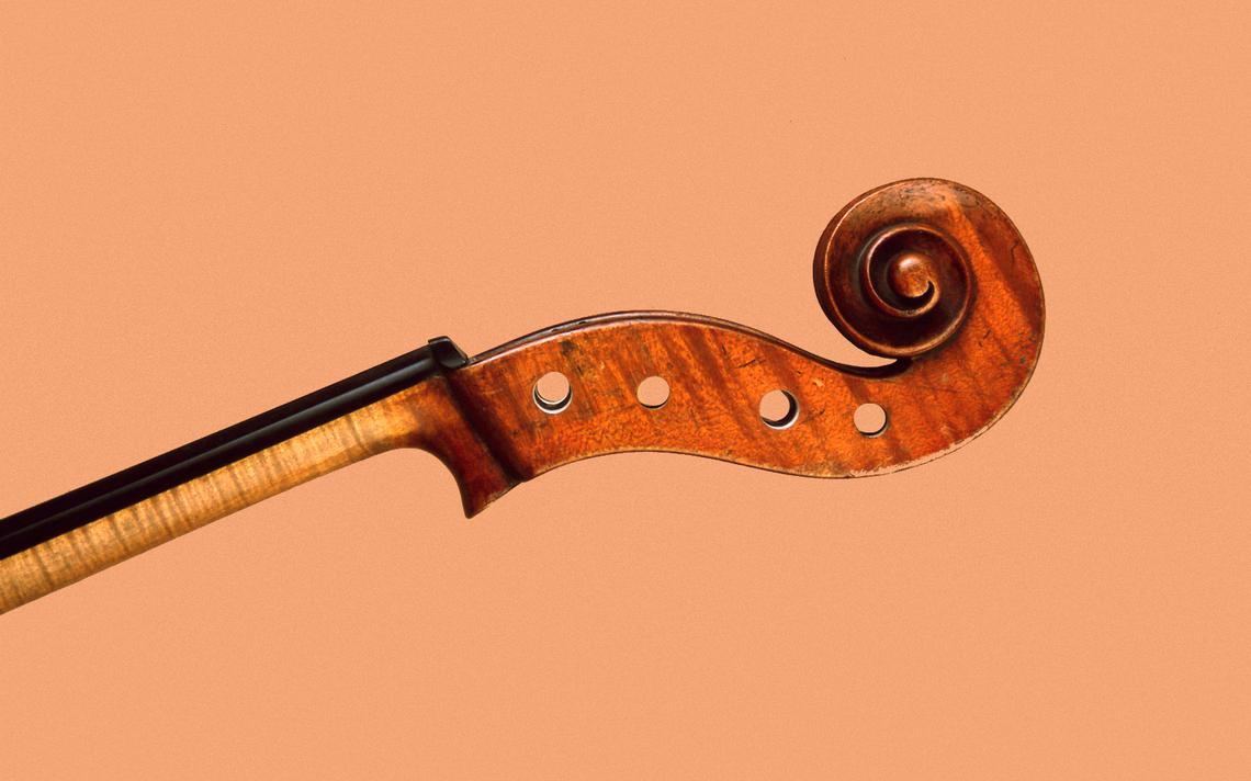 Parte de violoncelo francês de 1737