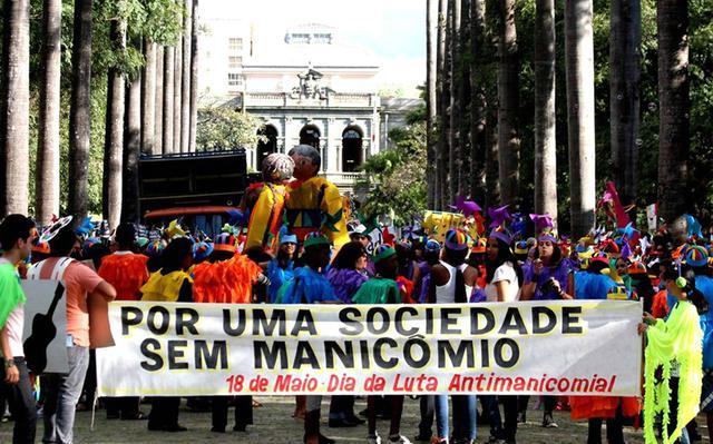 Resultado de imagem para denuncias contra manicomios brasileiros