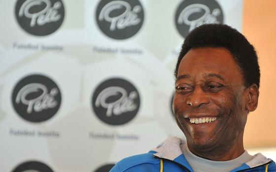 Pelé recebe alta de UTI e está em boa condição, dizem médicos